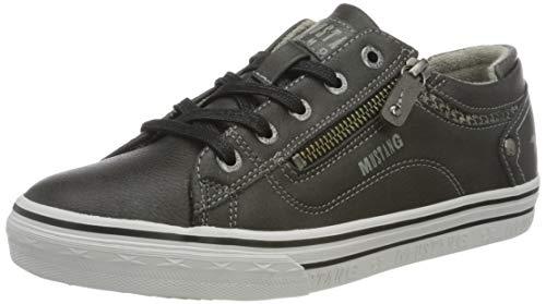 MUSTANG Damen 1354-310-259 Sneaker, Grau (259 graphit), 38 EU