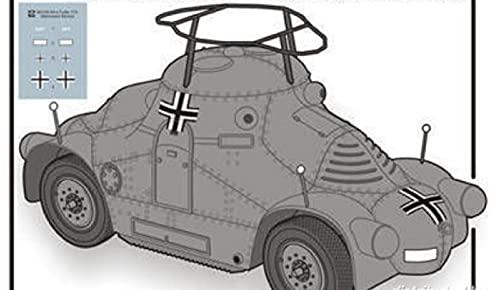 Planet Models mv105 – Modèle Kit Radio PA IIT/PA II Chariot zelva Turtle