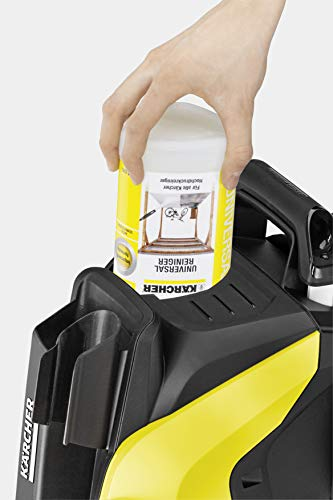 Karcher 13246440 K 5 Premium Full Control Plus Electric Pressure Washer, Yellow