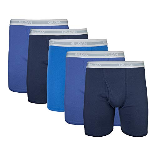 Blue Underwears Mens