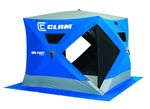 Clam Bigfoot XL2000 Pop-Up Ice Shelter 9128