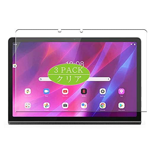 VacFun 3 Piezas Protector de Pantalla, compatible con Lenovo Yoga Tab 11 11', Screen Protector Película Protectora (Not Cristal Templado Funda Carcasa)