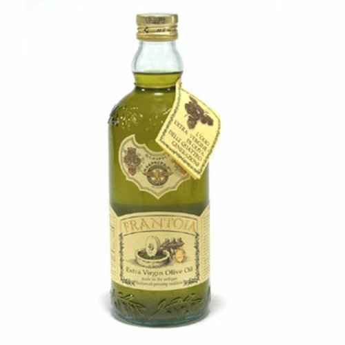 Barbera Frantoia Extra Virgin Olive Oil, 33.8-Ounce Bottle (Pack of 2)