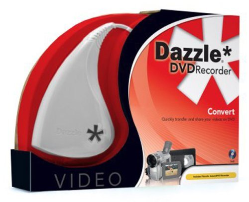 Best Buy! Dazzle DVD Recorder (Old Version) (Renewed)