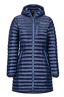 Marmot Wm's L Avant Featherless Hoody Insulated Jacket, Warm Outdoor Coat, Water Repellent Anorak, Windproof - Arctic Navy, X-Large (B07VT1273Q) | Amazon price tracker / tracking, Amazon price history charts, Amazon price watches, Amazon price drop alerts