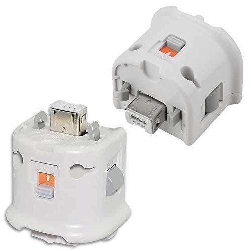Wii Motion Plus - Adaptador para mando a distancia original de Nintendo...