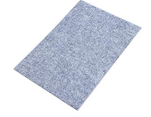 Proteja sus pisos de madera 3PCS 300x210cm auto adhesivo protector del piso antideslizante Mat anti goma patas de los muebles de ratón de bricolaje Muebles Accesorios para pies de muebles antiarañazos