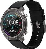 CNZZY Orologio intelligente da uomo con Bluetooth Call Fitness Tracker contapassi sportivo Smartwatch da uomo e da donna con cardiofrequenzimetro impermeabile per IOS Android Smart Watch (A)