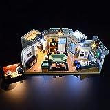 YOU339 Kit de iluminación LED DIY compatible con Lego 21328, funciona con caja de batería para kit LED de construcción (solo incluye LED) versión clásica