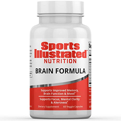 Sports Illustrated Nutrition - Brain Formula - 60 Vegan Capsules