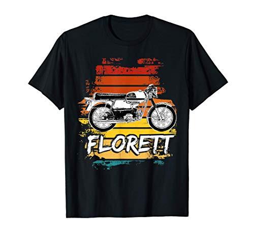 Kreidler Florett Mofa Moped Oldtimer Moped Alte mofa 80er T-Shirt