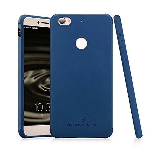 ZHENDAUS Kaixinuo LeTV Le 1S Case,Genuine Quality TPU Ultra Slim Protective Case Silicone Shockproof Cover for LeTV Le 1S (Color : Blue, Pattern : Solid)