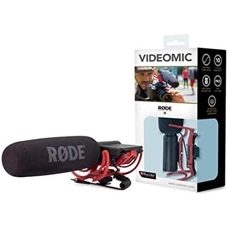 【国内正規品】RODE ロード VideoMic Rycote コンデンサーマイク VMR