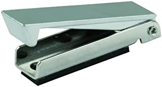 JR Products 10245 Baggage Door Catch - Stainless Steel, Pack of 2
