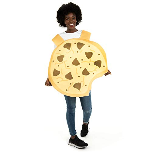 Chocolate Chip Cookie Halloween Costume - Funny Food Outfit for Parties and More