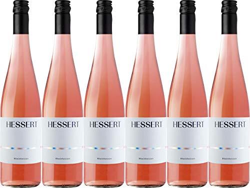 Hessert Portugieser Weißherbst Gutswein 2019 Halbtrocken (6 x 0.75 l)