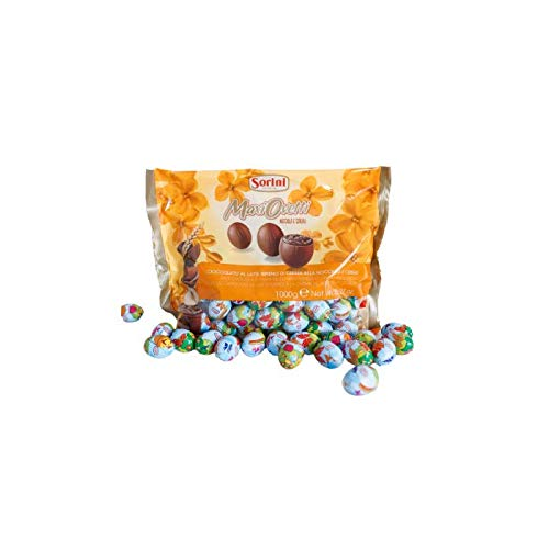 Sorini Chocolade Paaseitjes Melk Hazelnoot - 1 kg