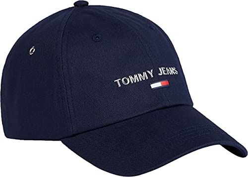 Tommy Jeans TJW Sport Cap Tapa, Twilight Navy, Talla única para Mujer