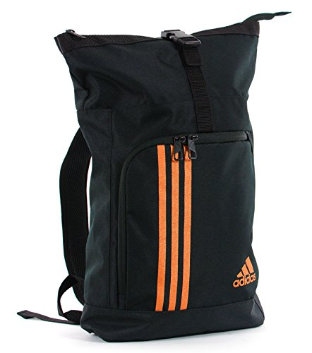 adidas Boxing Tasche Training Military Sack Gr.S schw/orange, ADIACC041