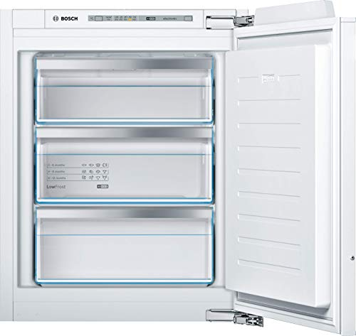 Bosch GIV11ADC0 Serie 6 Einbau-Gefrierschrank / C / 72 cm Nischenhöhe / 105 kWh/Jahr / 70 L / LowFrost / FreshSense