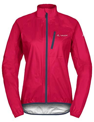 Vaude Damen Jacke Women's Drop Jacket III, Cranberry, 38, 04964