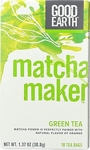 Good Earth Tea Matcha Maker
