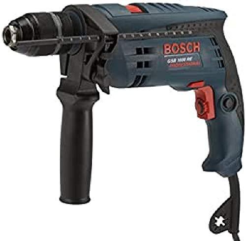 Bosch Home and Garden Bosch GSB 1600 RE - Taladro de percusión, 0601218121