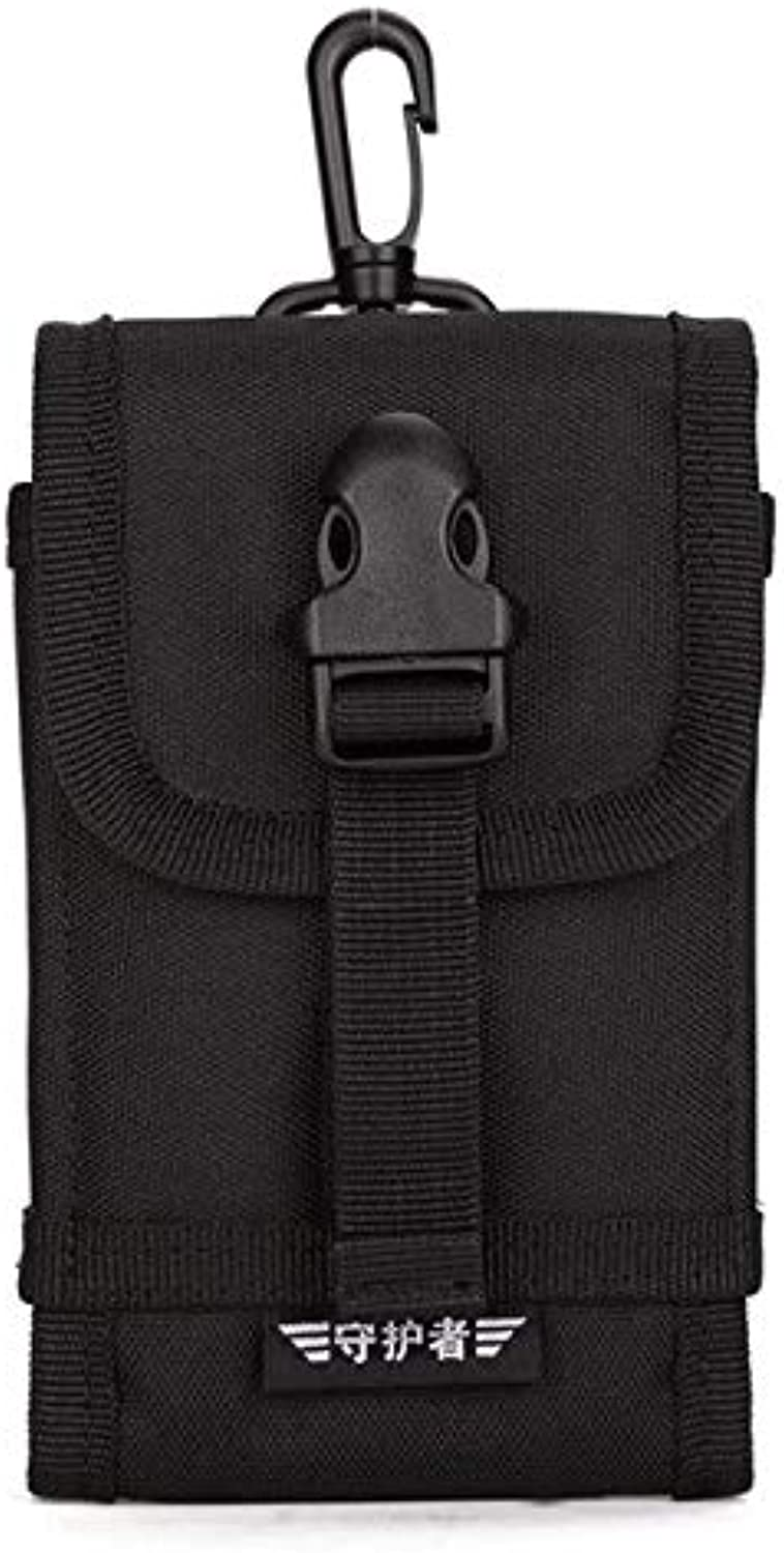 Predector Plus UniversalPouch for 5.8 inch Mobile Phone Cover Molle Pouch Phone Case for 6 6s 6 Plus Black, Other