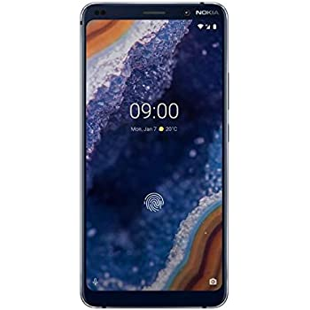 Nokia 9 Pure View, Smartphone (Pantalla QHD 5,99