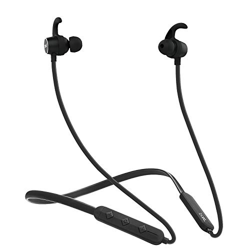 boAt Rockerz 255 Sports Bluetooth Wireless Earphone with Immersive Stereo Sound and Hands Free Mic...