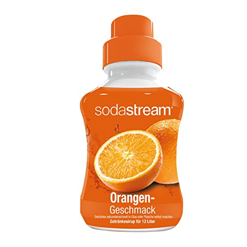 SodaStream Sirup-Packung Orange, 500 ml