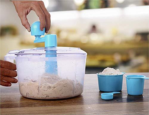 Darkpyro Dought Maker (Blue, Dough Maker + Scoop)