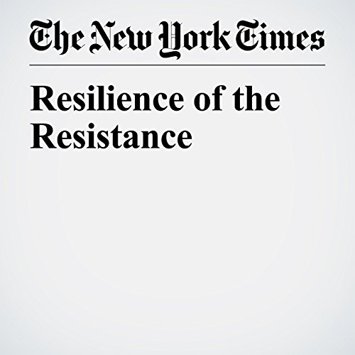 Resilience of the Resistance copertina