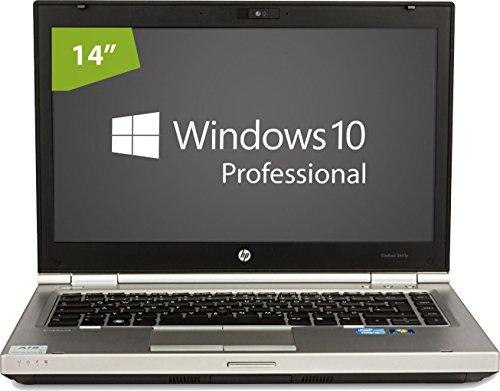 HP Elitebook 8460p Notebook / Laptop | 14 Zoll Display | Intel Core i5-2450M @ 2,5 GHz | 4GB DDR3 RAM | 320GB HDD | DVD-Brenner | Windows 10 Home vorinstalliert (Generalüberholt)
