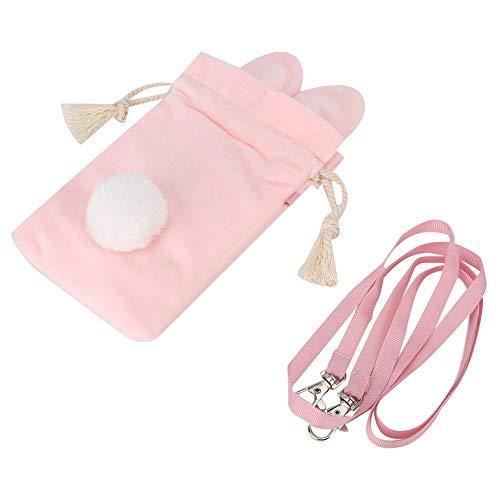 Scaldamani USB, Scaldabiberon Portatile USB Scaldamani Morbido che Mantiene il Riscaldamento Rapido Compleanno Natale Regalo per Bambino Adulto Ragazze Ragazzi(Rosa)
