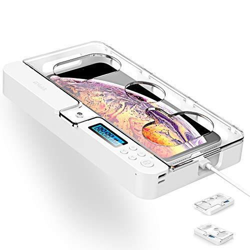 iDiskk Handy-Timer-Box, Self-Control-Timer-Box für iPhone Huawei Samsung Smart Phone, hält Handy-Sucht und Versuchung fern Multifunktions-Box für Kinder, Studenten und Erwachsene