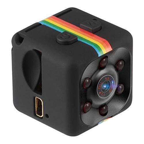 N/A SQ11 Mini-Kamera HD Camcorder Sport Mini DV Video Recorder FPV Kamera 1080P FOV140 Nachtsicht (1080P)
