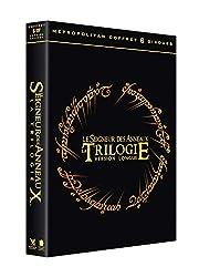 Coffret trilogie « Le Seigneur des Anneaux » Version Longue
