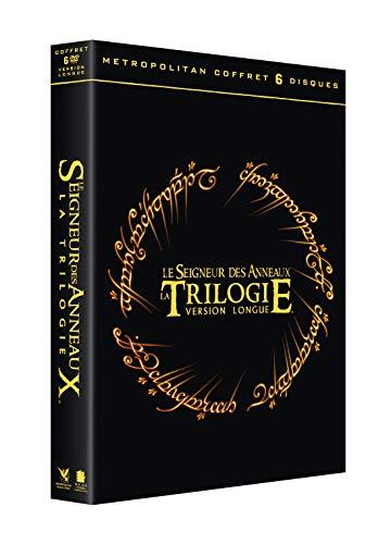 Le coffret trilogie seigneur des anneaux