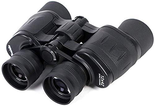 Jumelles de télescope sur le terrain 12x42 HD Zoom Vision nocturne avec vision nocturne et télescope à oiseaux pour une utilisation en extérieur Multifonction pour une utilisation en extérieur Multifo