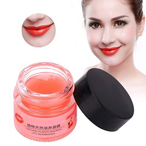 Masque hydratant professionnel pour les lèvres, Lignes réparatrices nourrissantes, Masque de sommeil, Allège la mélanine, hydrate en profondeur, améliore l'élasticité des lèvres,