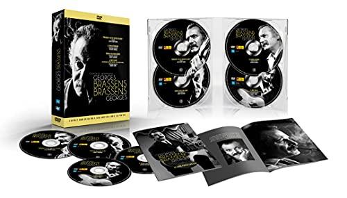 Georges Brassens-Coffret Album photo-100ème [Édition Spéciale 100ème Anniversaire]