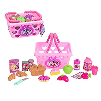 Minnie Bow-Tique Bowtastic Shopping Basket Set by Just Play