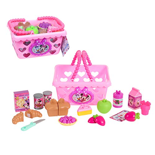 Minnie BowTique Bowtastic Shopping Basket Set