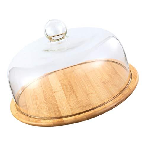 domo de vidrio para pastel fabricante BESPORTBLE