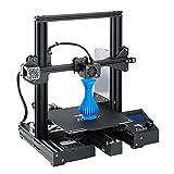 Impresora 3D Creality Ender 3 Pro instalada con MeanWell Power, área de construcción extraíble, reanudación del volumen de impresión 220 * 220 * 250mm