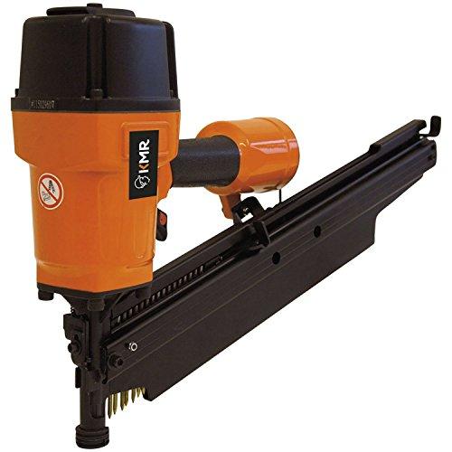 KMR Streifenmagazinnagler 3555 Nagellänge 50 - 100 mm, Druckluftnagler Werkzeug