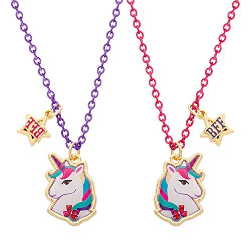 JoJo Siwa Unicorn Best Friends Forever Set of 2, No Color, Size No Size, Multi, Medium (NH00681YL-16NJ)