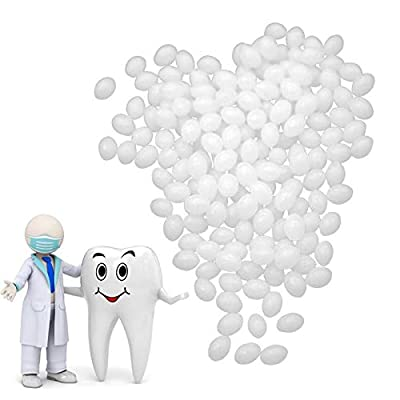 Tooth Filling Thermal Beads