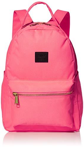 Herschel Supply Unisex Nova Rucksack, Neon Pink/Schwarz (Pink) - null.list
